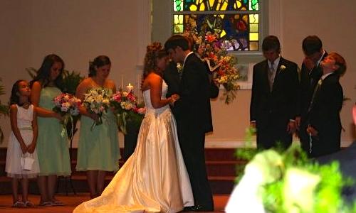 wedding pic andrew & valerie