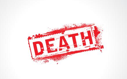 death Grunge Text